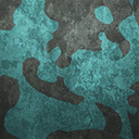 Icons patterns boom-teal
