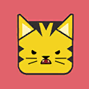 Icons emblems cat