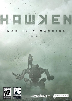 Hawken Game Cover
