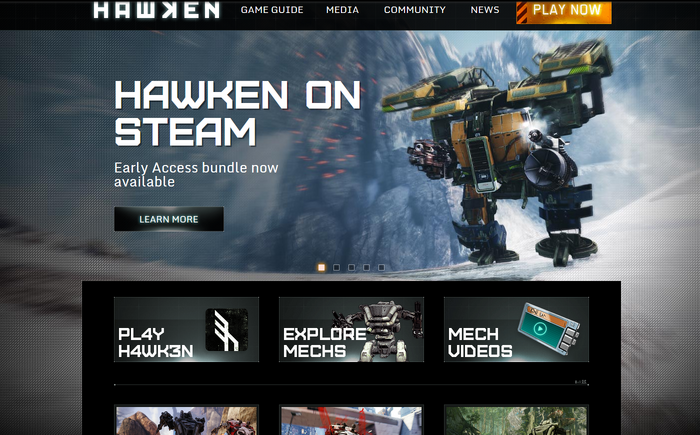 Website circa feb 2014