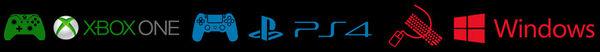PS4 Xbox PC