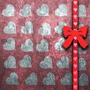 Icons patterns valentines1