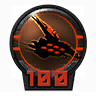 Icons achievements SG Destroyer 4