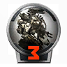 Icons achievements PilotLVL 03