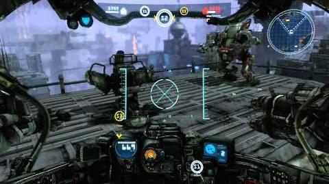 HAWKEN - Missile Assault Mode