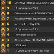 Upgrades 0 To 10
