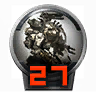 Icons achievements PilotLVL 27
