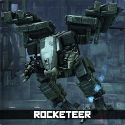 Rocketeer fullbody rocketeer256