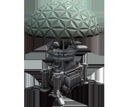 Radar-scrambler