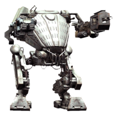 Berserker-model