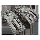 Bunker C armor