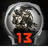 Icons achievements PilotLVL 13