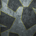 Icons patterns techGray