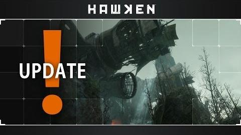 HAWKEN Update 0.9.6.5 - Wreckage