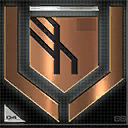 Icons emblems hawkenBronze