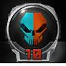 Icons achievements TDM Specialist