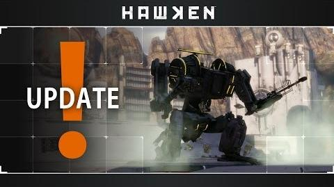 HAWKEN Update 0.9.6 - Invasion