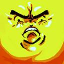 Angry Yellow 128