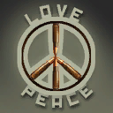 Love Peace 128