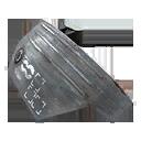 Icon styles piston A armor