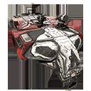 Icon styles muller B upper skull