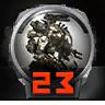 Icons achievements PilotLVL 23