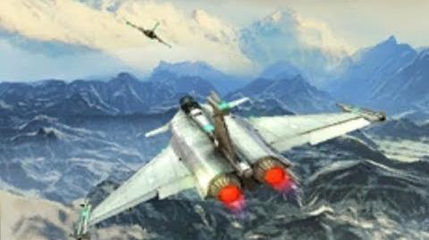 Tom Clancy's H.A.W.X. 2 (Wii) Dangerous Passage