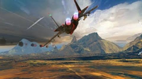 Tom Clancy's H.A.W.X. (Wii) Major Zeal