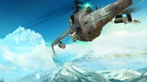 Tom Clancy's H.A.W.X. 2 (Wii) Runaway