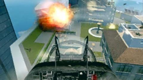 Tom Clancy's H.A.W.X. 2 (Wii) City Racers