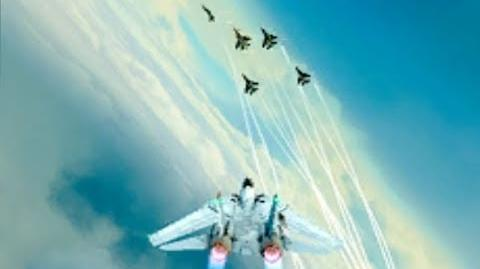 Tom Clancy's H.A.W.X. 2 (Wii) Operation Purple Flame