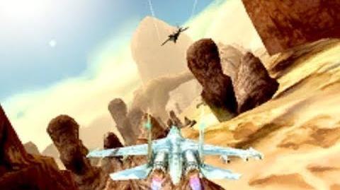 Tom Clancy's H.A.W.X. 2 (Wii) Under Fire