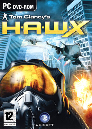 HAWX Cover