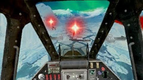 Tom Clancy's H.A.W.X. 2 (Wii) Catch a Ride