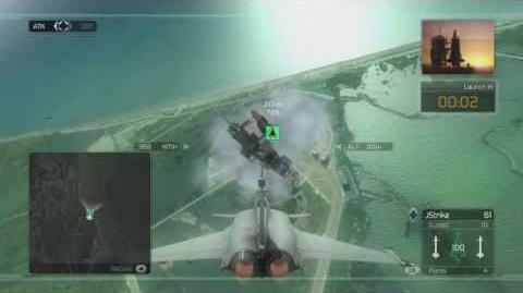 Tom Clancy's H.A.W.X - Mission 16- Wildhorse -HD- -Elite Difficulty-