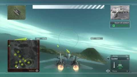 Tom Clancy's H.A.W.X - Mission 9- Stiletto -HD- -Elite Difficulty-