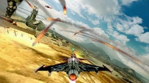 Tom Clancy's H.A.W.X. 2 (Wii) Peace Keeper