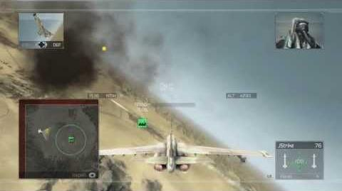 Tom Clancy's H.A.W.X - Mission 2- Adder -HD- -Elite Difficulty-