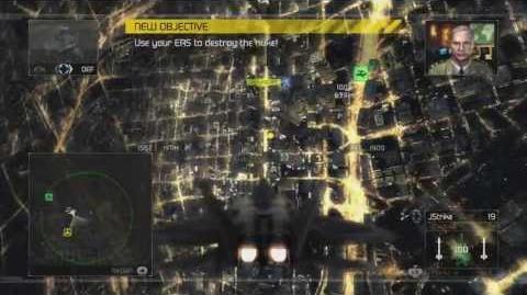 Tom Clancy's H.A.W.X - Mission 18- Twilight -HD- -Elite Difficulty-