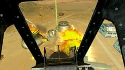 Tom Clancy's H.A.W.X. 2 (Wii) Broken Wing