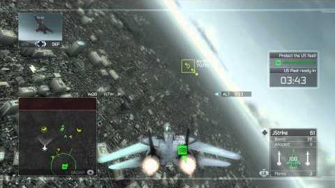 Tom Clancy's H.A.W.X - Mission 13- Typhoon -HD- -Elite Difficulty-