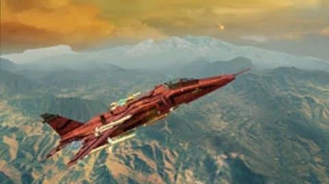 Tom Clancy's H.A.W.X. (Wii) Butterfly
