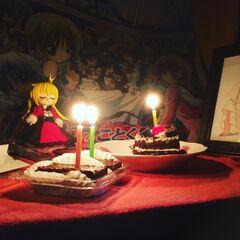 ナギお嬢様、誕生日おめでとう!