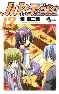 Hayate-no-Gotoku-Volume-13