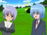 Hayate no Gotoku! CAN'T TAKE MY EYES OFF YOU Episode 5