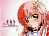 Hayate no Gotoku! Character Album - HiNA