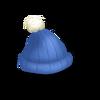 Blue Woolly Hat