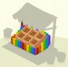 Crates Rainbow