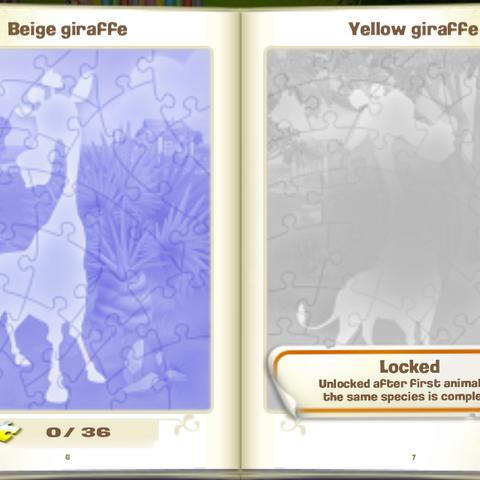 200px|Giraffe puzzles