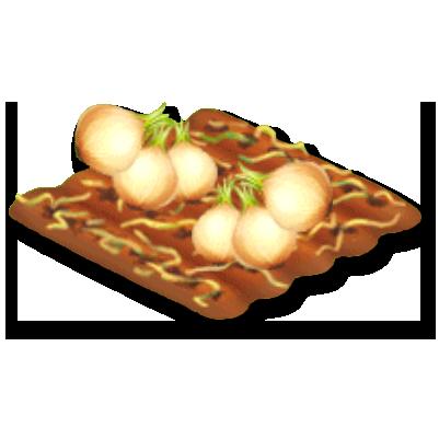Cipolla raccolta